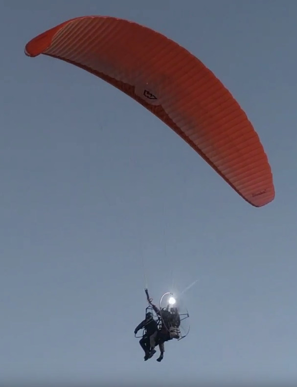 School of Personal Flight – Powered Paragliding Training